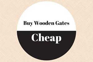 Buy Wooden Gates
